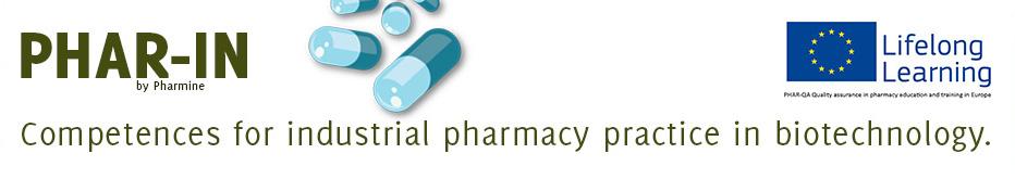Phar-in by Pharmine Logo